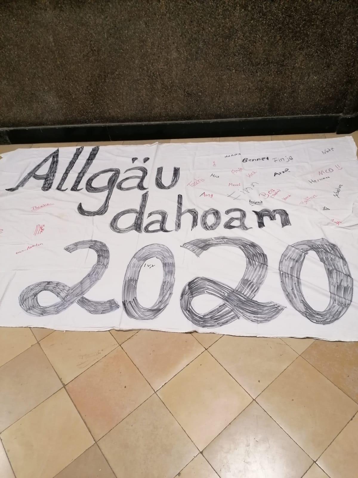 Allgäu Dahoam 2020